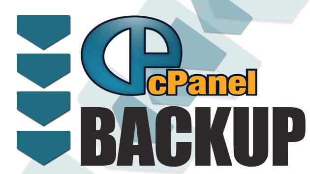 آموزش گرفتن بکاپ Backup در سیپنل cPanel و دانلود آن