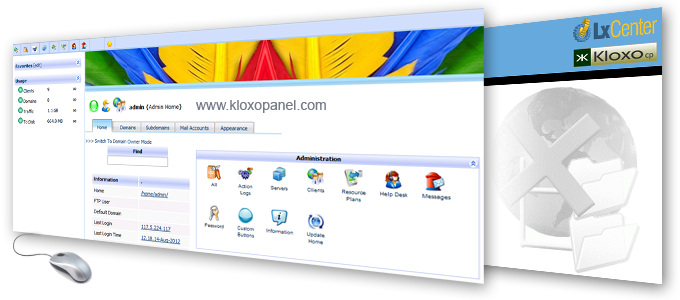آموزش نصب کنترل پنل رایگان کلکسو Koloxo