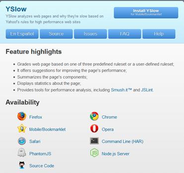 سایت های رایگان برای تست سرعت سایت